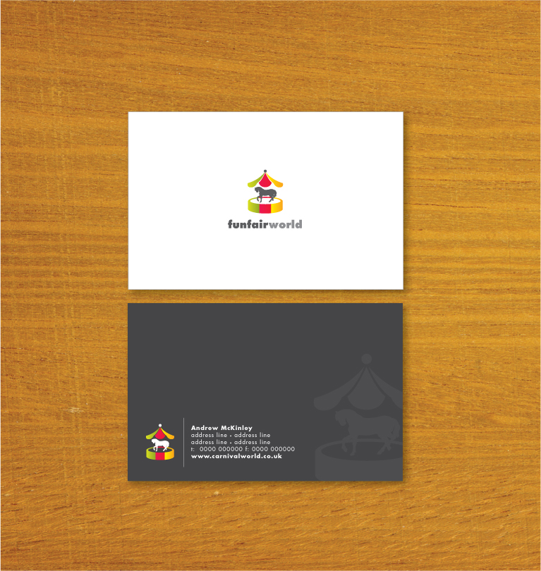 Custom Card Template design a business card : Blog not found