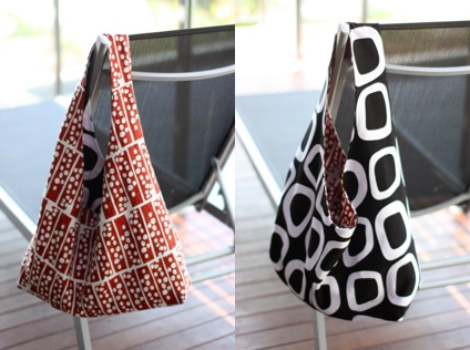 Sling Shoulder Tote Bag Pattern 106