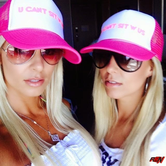 Maryse and Her Hot Sister.