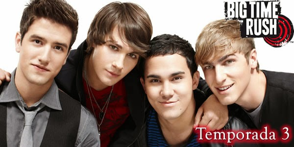 Big Time Rush Temporada 3
