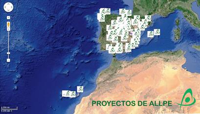 ALLPE Medio Ambiente - Consultora Ambiental - Proyectos y Estudios