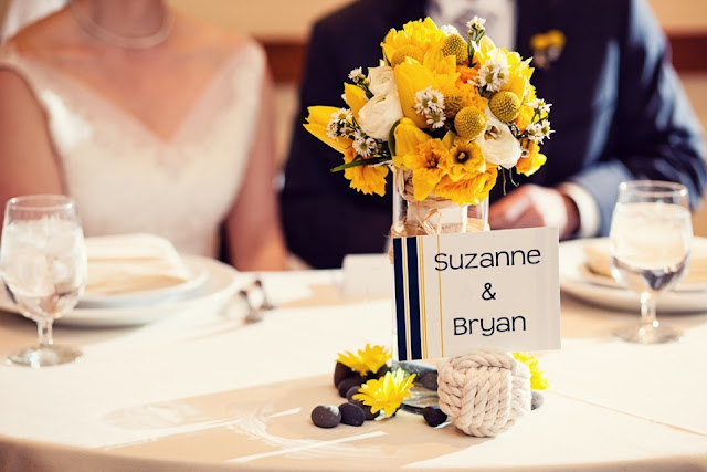 Yellow and Black Wedding MN