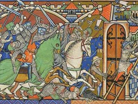 La Edad Media: Badajoz,reino de León