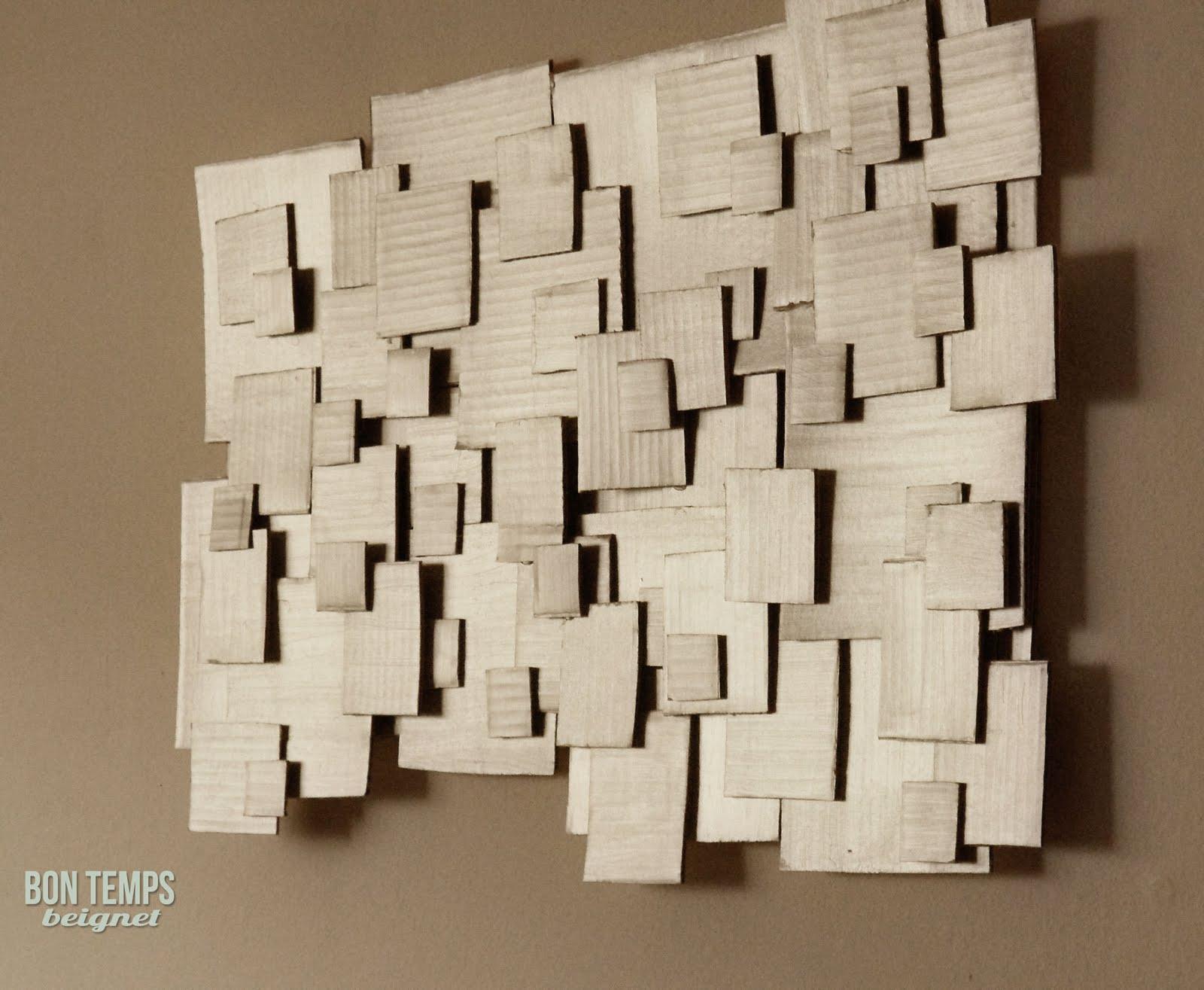 DIY: Vamos a decorar con cartón