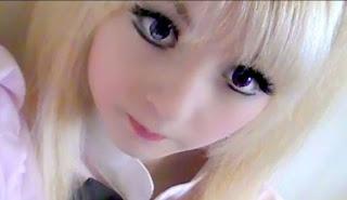 Venus+Palermo 9 Gadis Tercantik di Dunia Yang Mirip Boneka Barbie