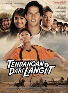 Free download film Tendangan Dari Langit rapidshare mediafire hotfile