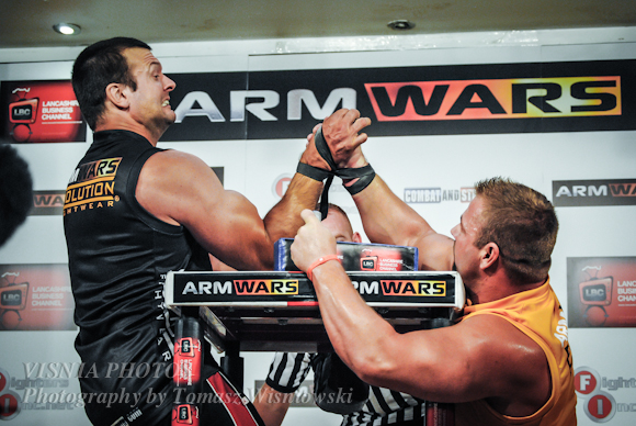 "Michael Todd vs Devon Larratt - ARM WARS ""ACID REIGN"""