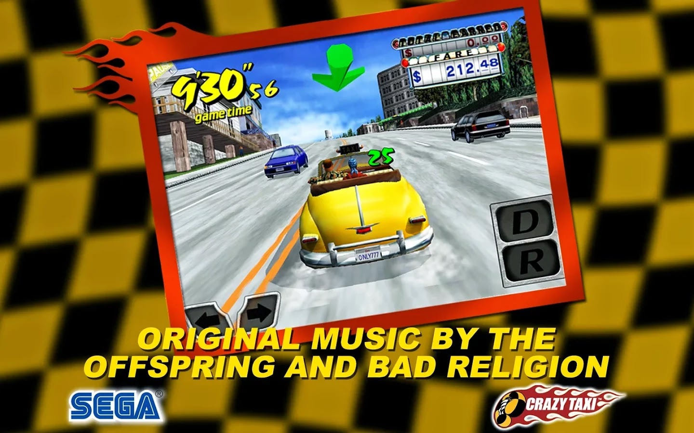Crazy Taxi v1.40