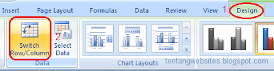 cara mudah membuat grafik di microsoft excel