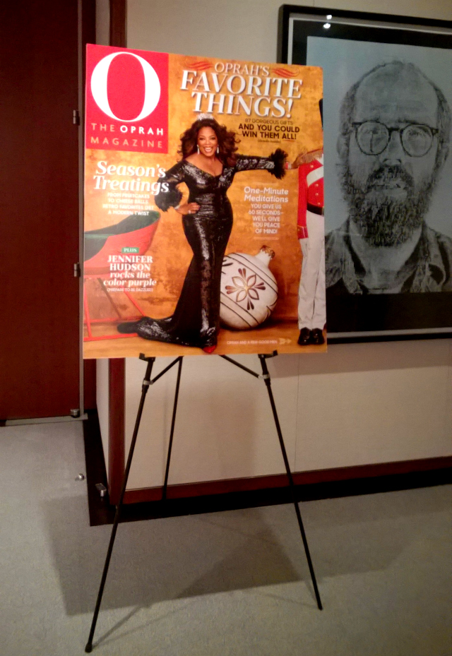 Oprah's Favorite Things - 2015 List Unveiled At O The Oprah Magazine's First Annual Blogger Breakfast + Giveaway One Savvy Mom onesavvymom blog NYC