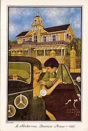 Le Rendez-vous, Stanmore Avenue -1935