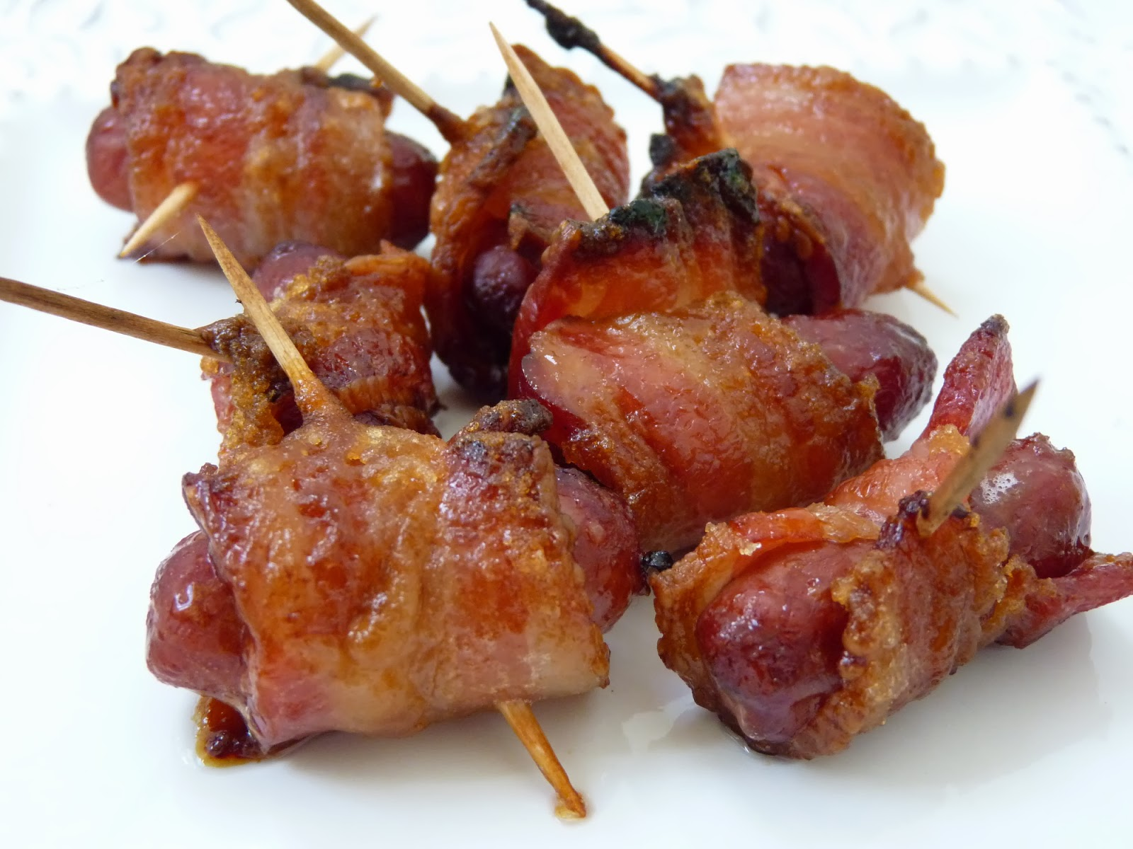 bacon wrapped corn bacon wrapped potatoes bacon wrapped new potatoes ...