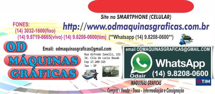 ODmaquinasgraficas WhatsApp 14 9.8208-0600