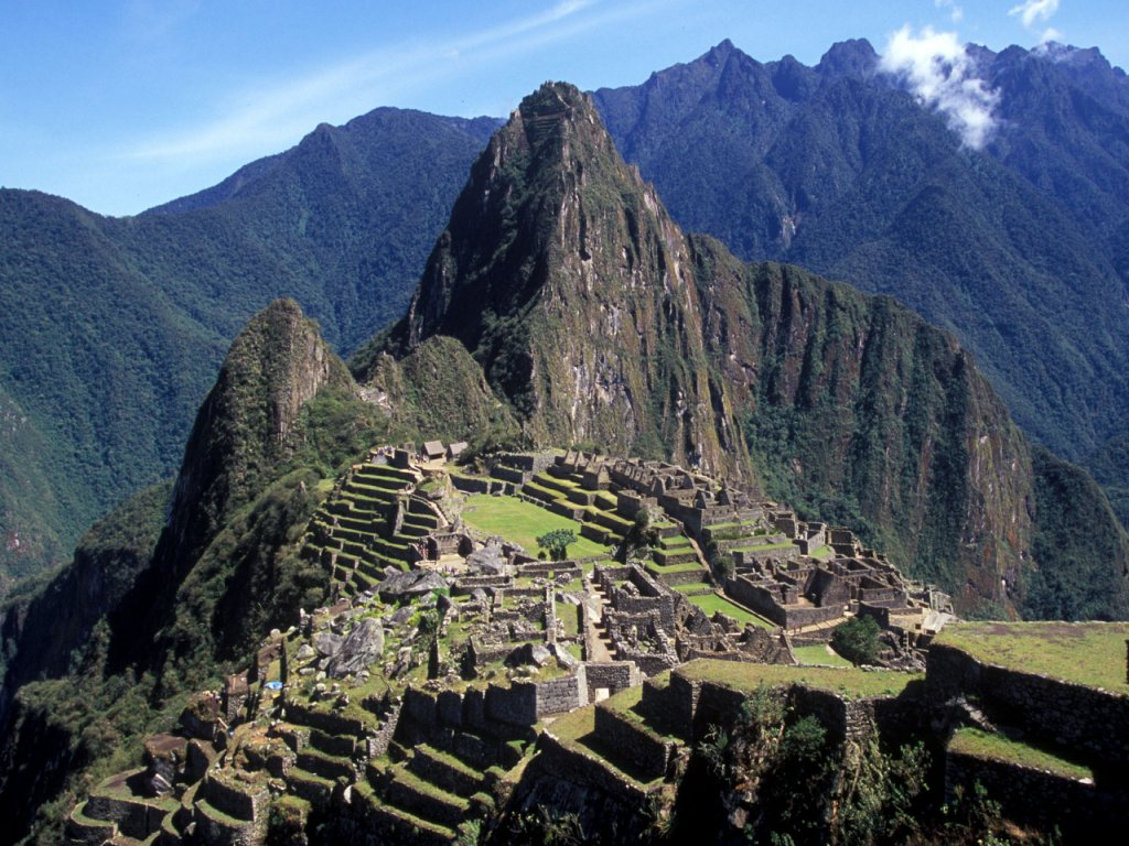 CULTUREFOCUS Peru photos Pictures of Machu Picchu the Inca