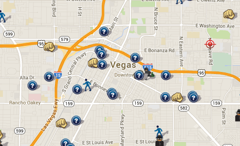Las Vegas Crime Map