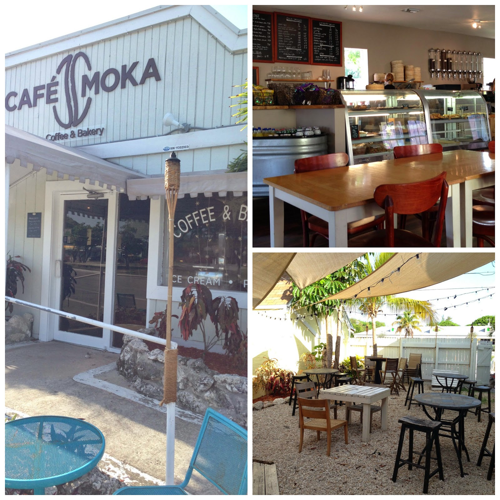 Cafe Moka - Florida Keys | The Twisted Horn