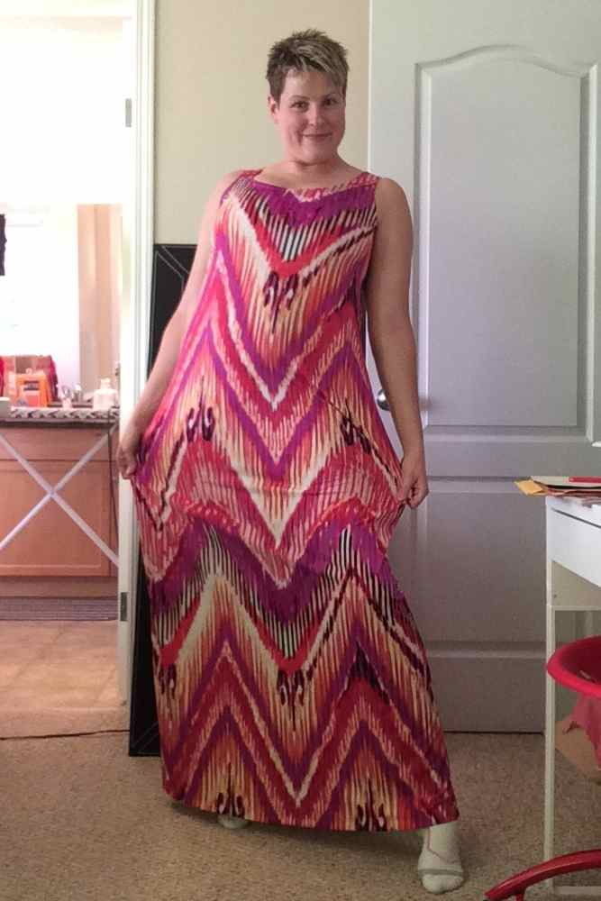 McCall's 6559 Maxi Dress