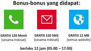 Promo Isi Ulang Indosat 12 Ribu | DealerPulsa.web.id