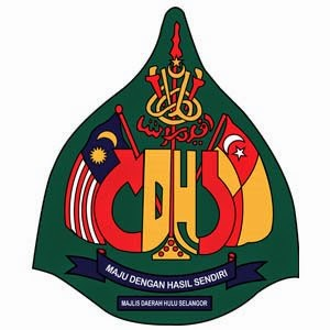 Jawatan Kerja Kosong Majlis Daerah Hulu Selangor (MDHS) logo www.ohjob.info november 2014