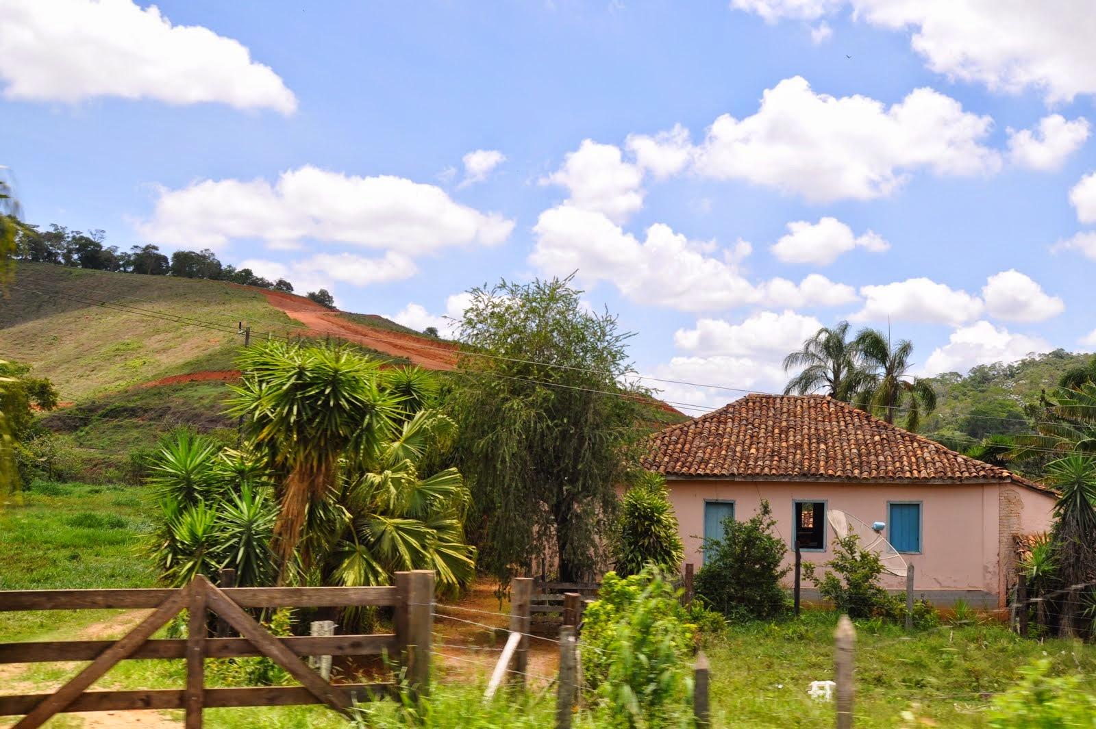 Uma casa no campo