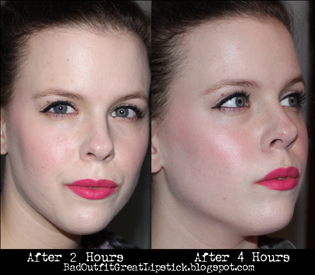 Bad Outfit Great Lipstick Review Bobbi Brown Skin