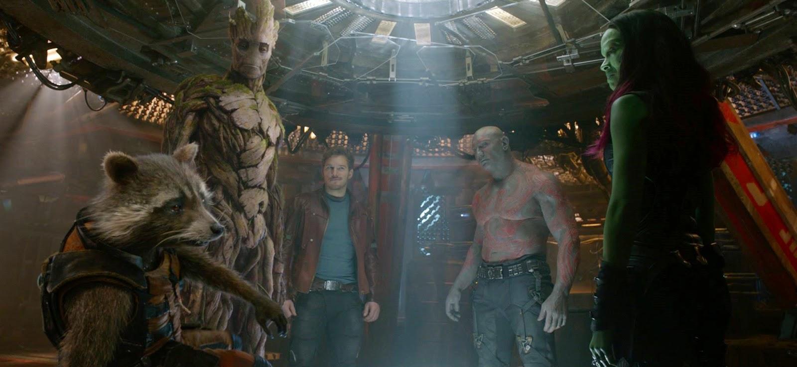 Guardiões da Galáxia, Interestelar e Transformers entre os pré-selecionados ao Oscar de Efeitos Visuais
