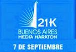 Media maratón de Buenos Aires (ARG, 07/sep/2014)