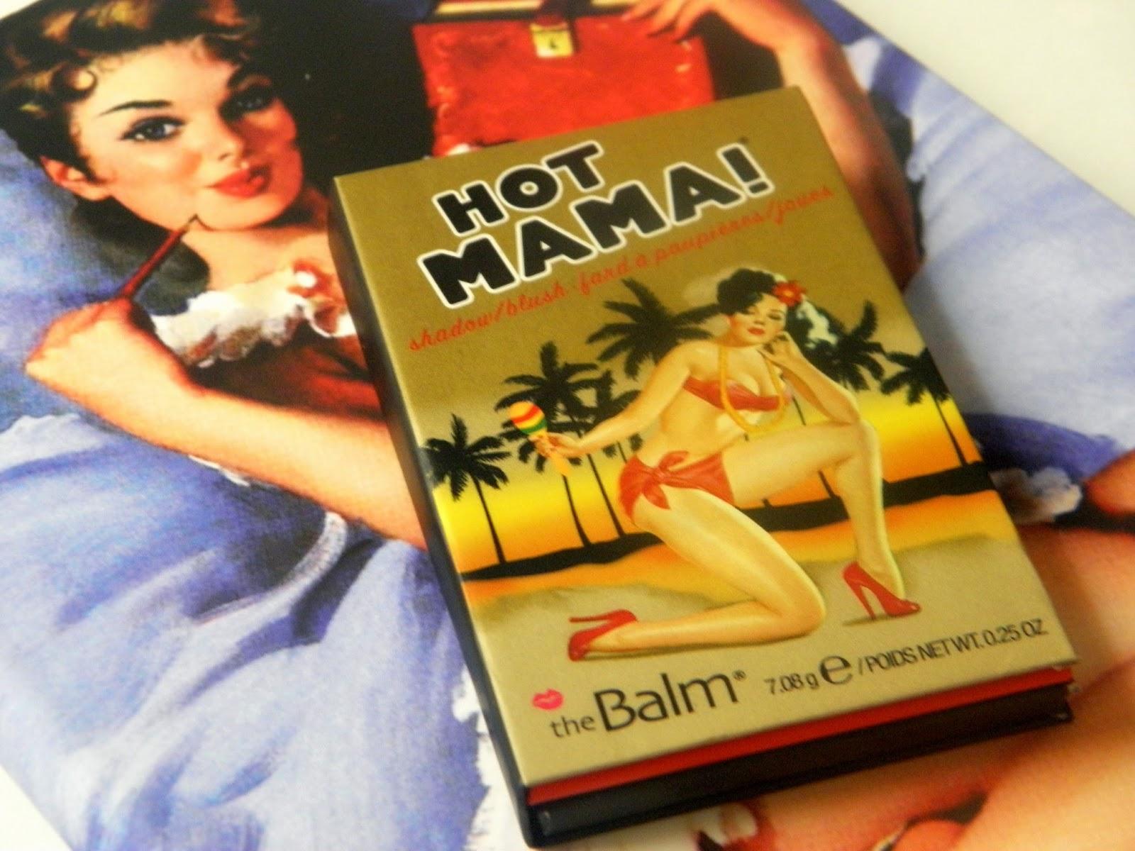 The Balm Hot Mama