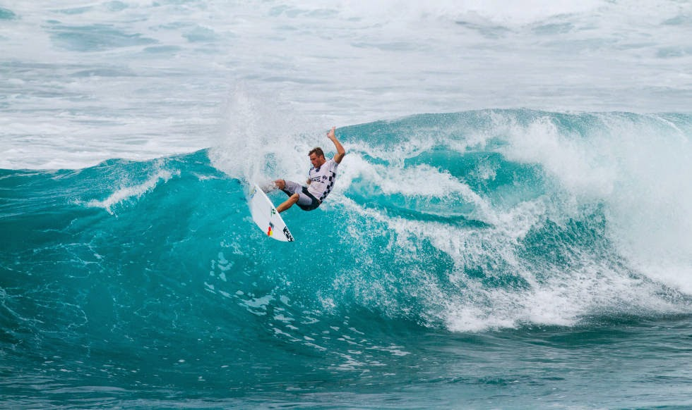 41 Vans World Cup of Sufing 2014 Sebastian Zietz Foto ASP