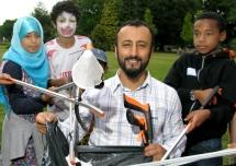 shine sheffield muslim british islam environmentalists