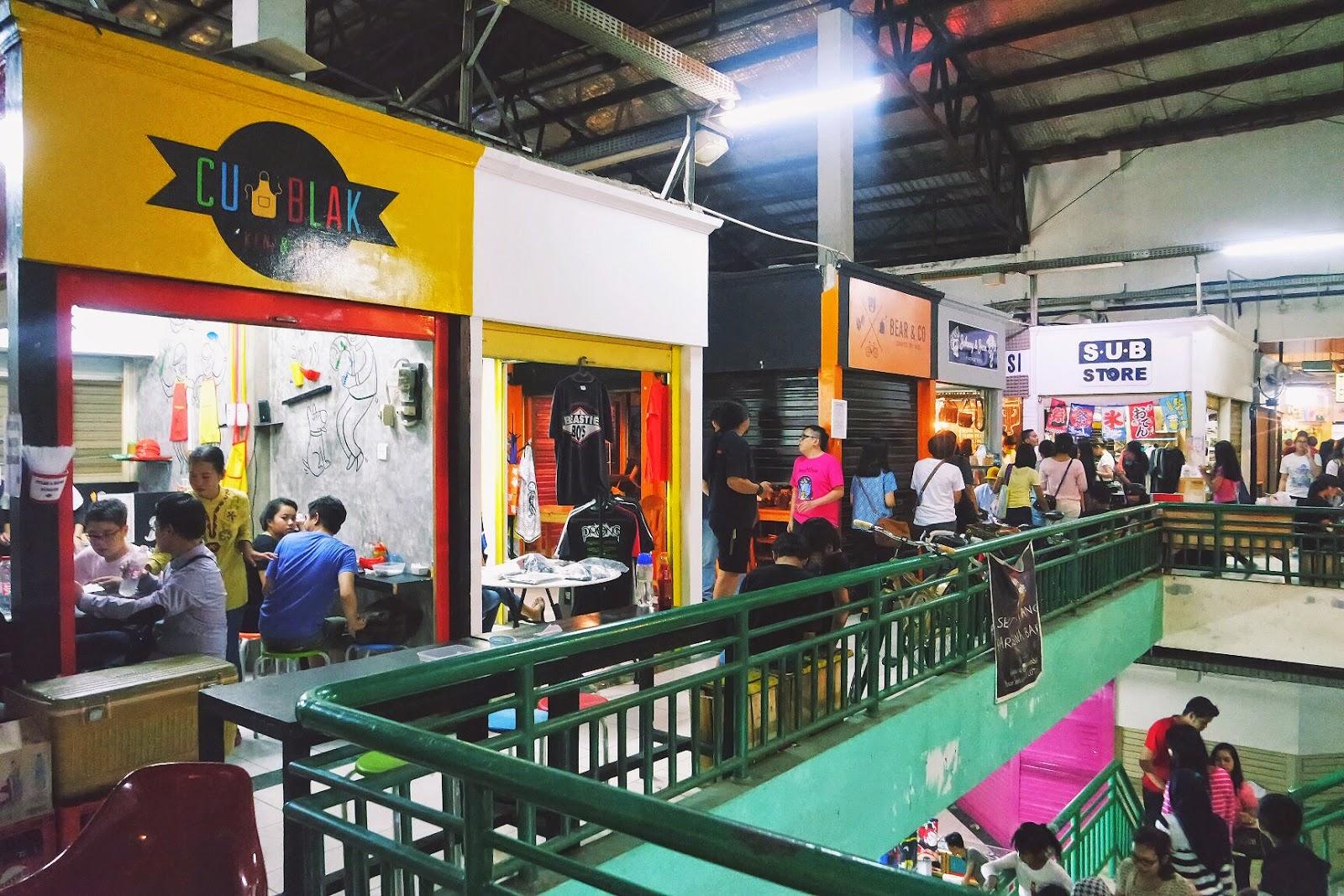 Pasar Santa thrift shop