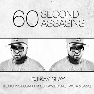 DJ Kay Slay - 60 Second Assassins