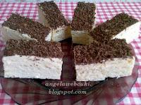 Sütemény recept - Vaníliás szelet recept