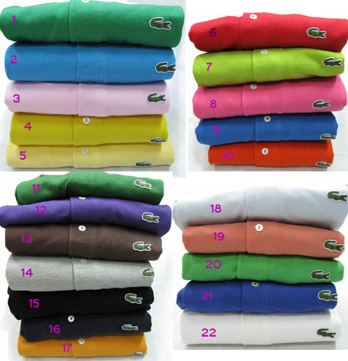 642f530f20 All About Fashion: lacoste polo shirt colours