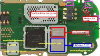 nokia 2690 network problem
