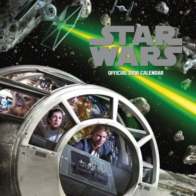 Calendario Star Wars 2016 Clásico