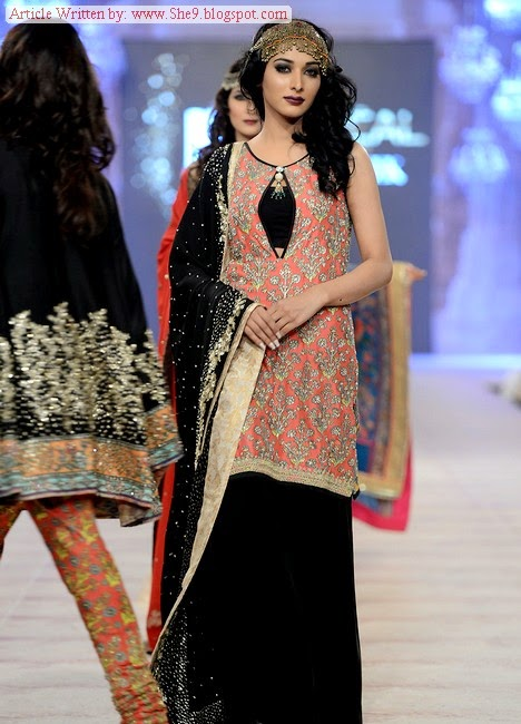 PFDC Bridal Week 2014 Day-2 | Zara Shahjahan