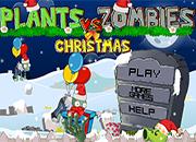 plantas contra zombis christmas
