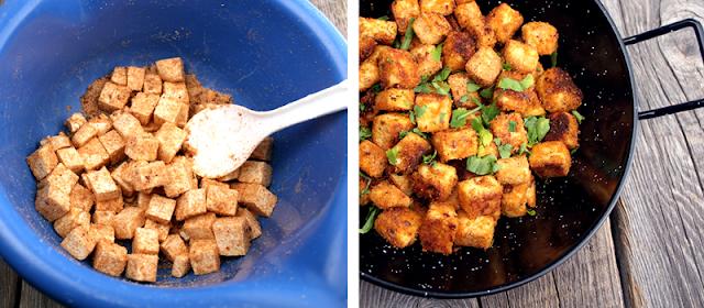 Oppskrift Hvordan Tilberede Tofu Tapas