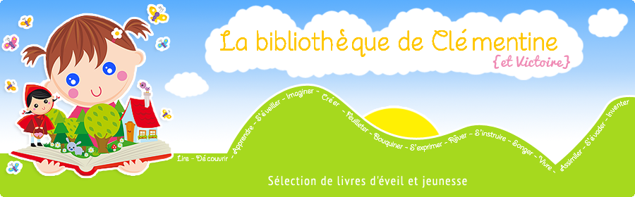 La bibliothèque de Clémentine