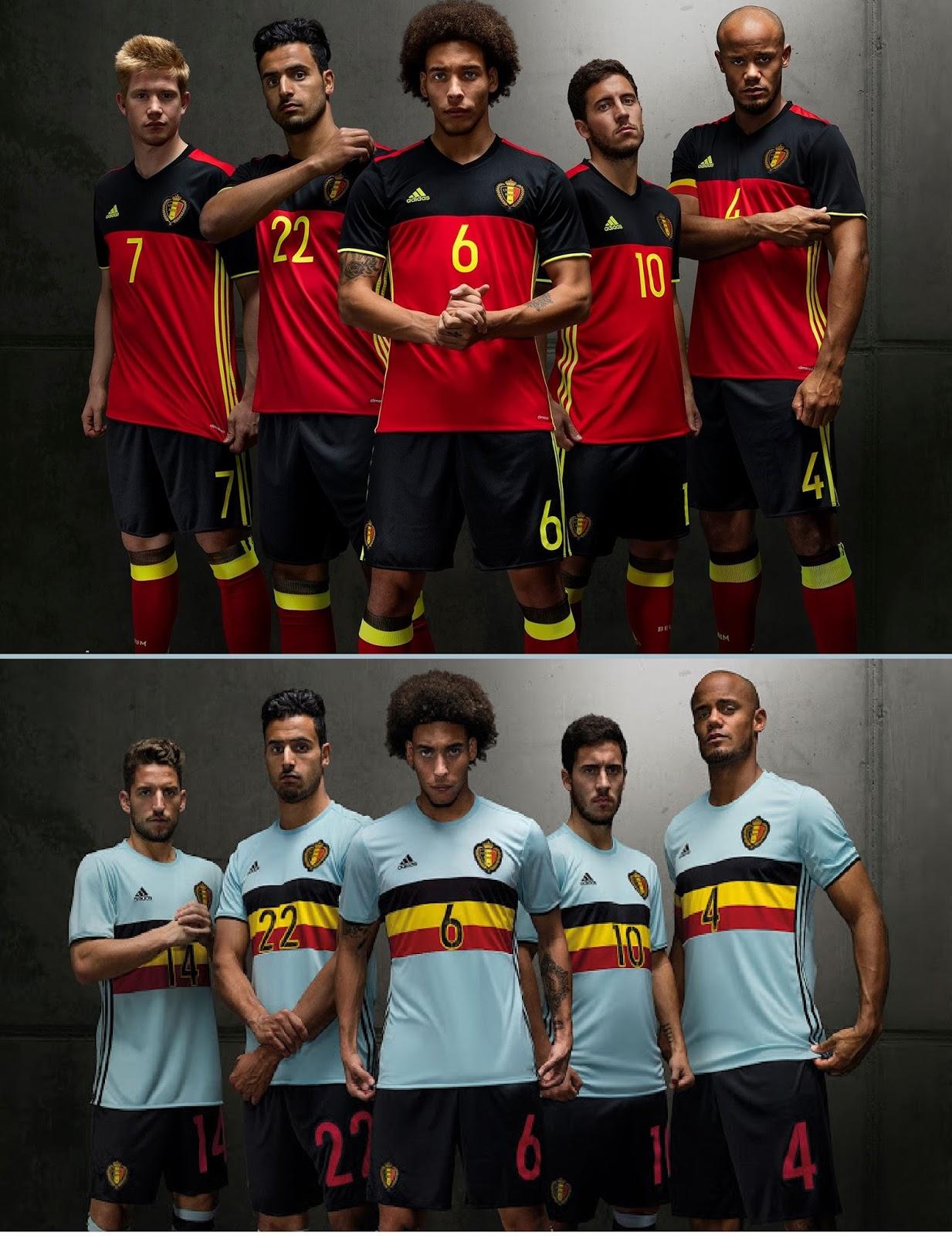 maglia belgio adidas