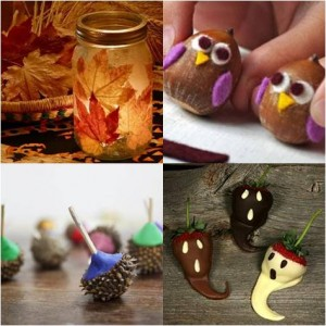 Autumn Craft Projects