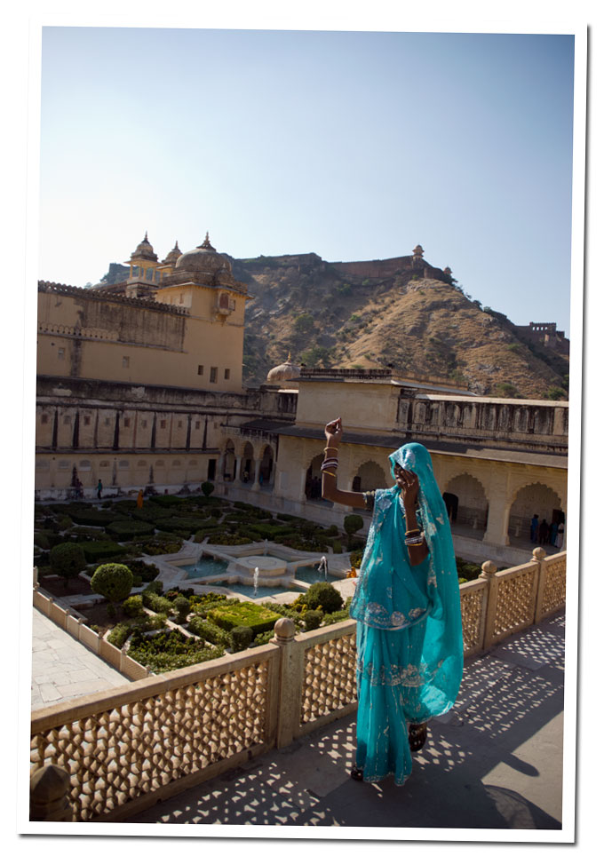 Jaipur fuerte