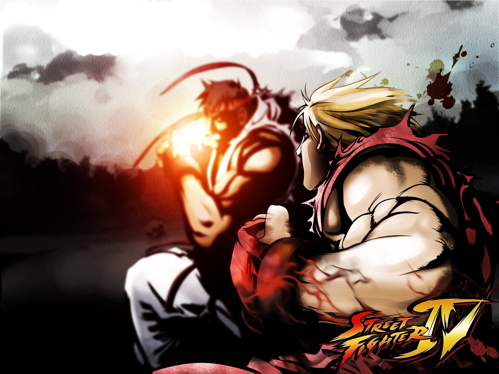Street Fighter HD & Widescreen Wallpaper 0.454440808534655
