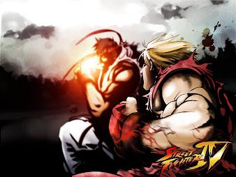 #19 Street Fighter Wallpaper