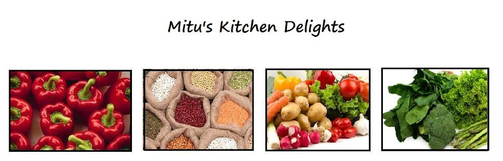 Mitu's Kitchen Delights