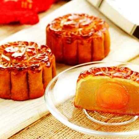 Kue Bulan / Moon Cake / Yue Bing