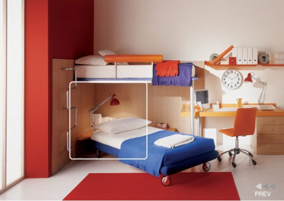Habitaciones infantiles maravillosos dise os del famoso - Diseno habitaciones infantiles ...