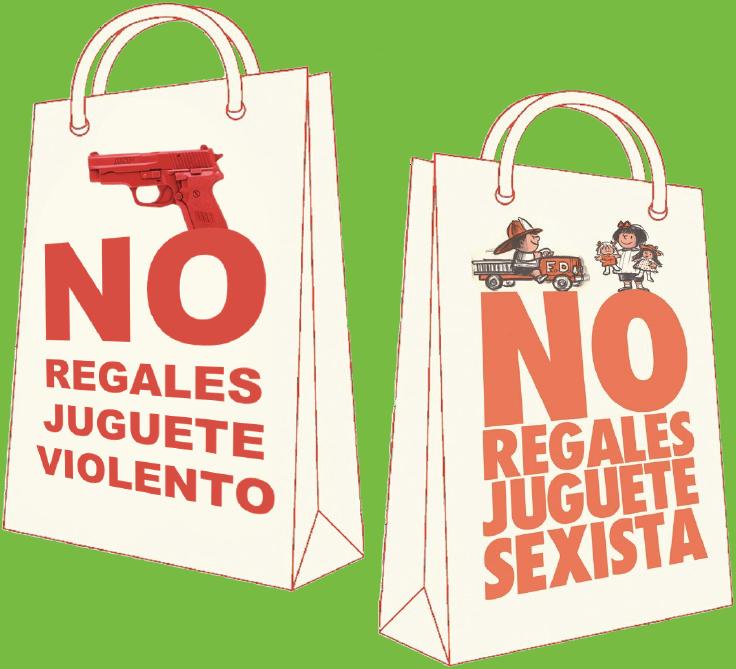 UGT denuncia los catálogos de juguetes sexistas que refuerzan los estereotipos de género