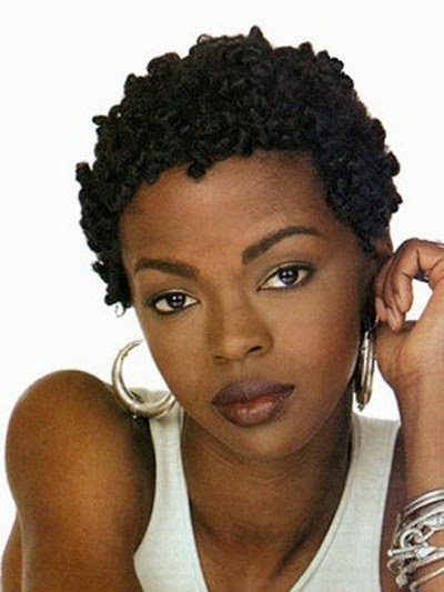 Curly Short Black Hairstyles For Women